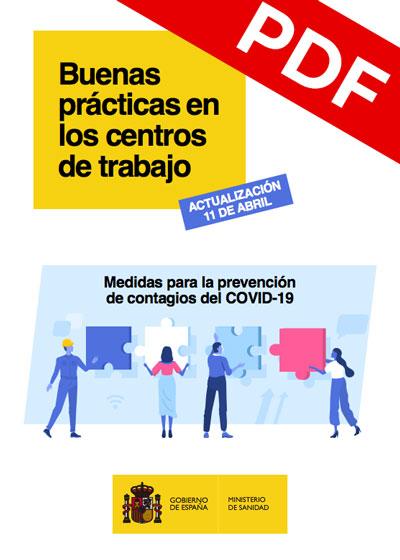 Guia buenas practicas centros trabajo PDF